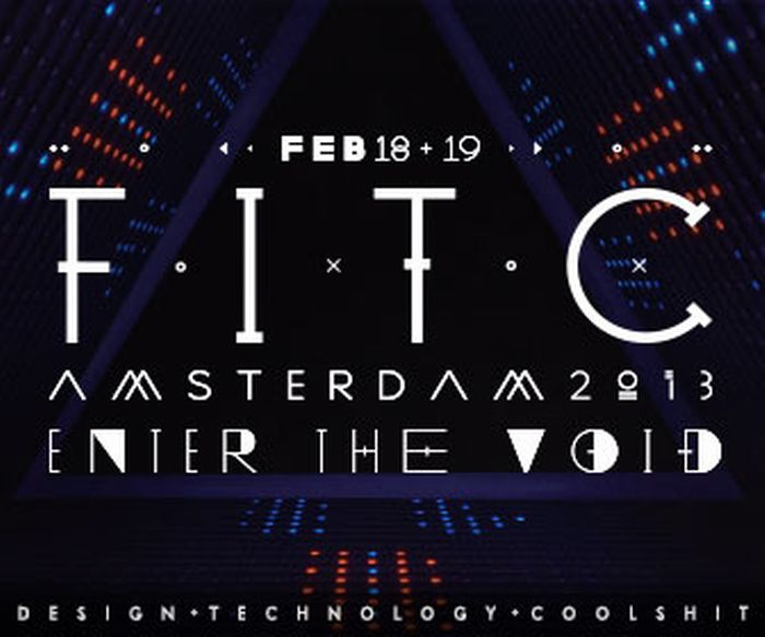 Join us at FITC in Amsterdam!