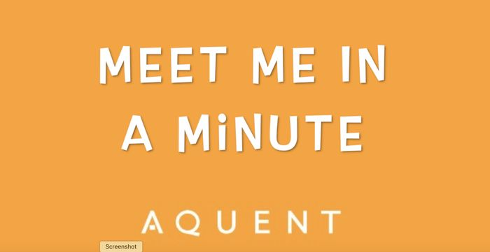 Meet me in a Minute - Greg King