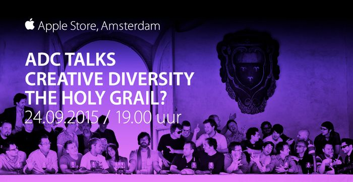 ADC TALKS: CREATIVE DIVERSITY, The Holy Grail?
