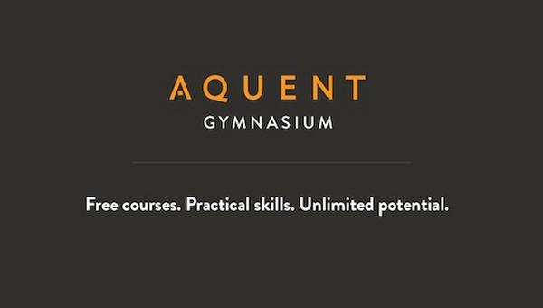 Aquent Gymnasium Offers MOOCs for Digital Creatives