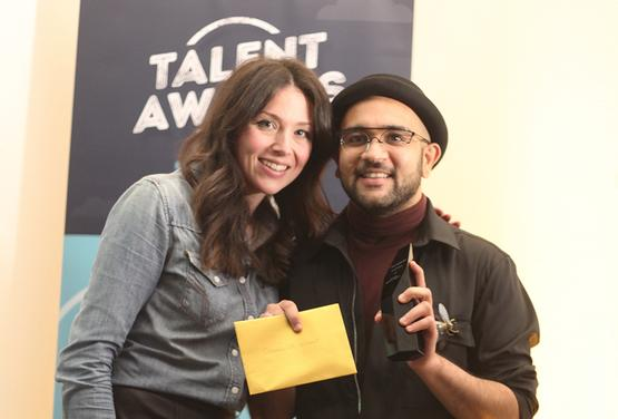 How To Win The Talent Awards image