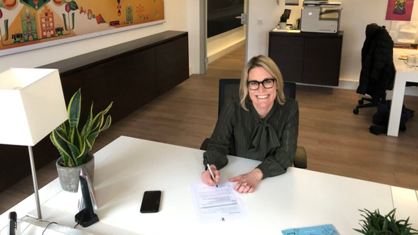 Image for Aquent Netherlands first signature in Diversity Charter for 2021